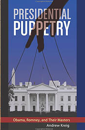 presidential puppetry book