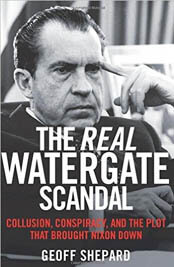 real watergate scandal book