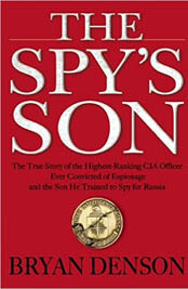 the spys son book