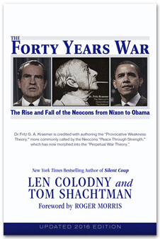 forty year war book